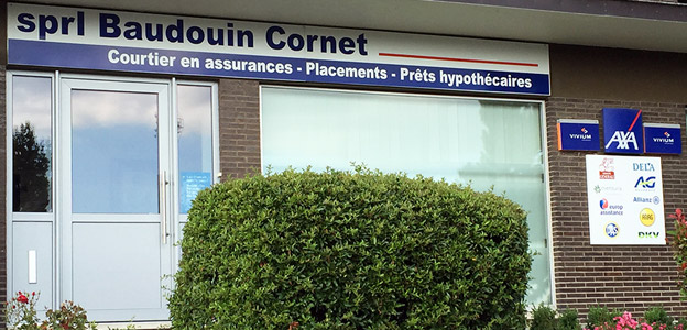 bureaux La Louvière